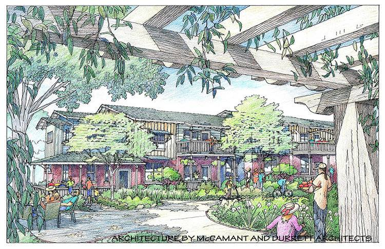 Cohousing Concept Comes to Truckee