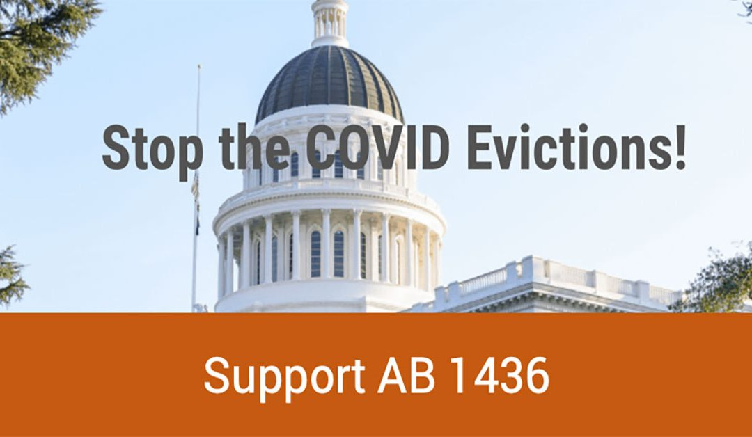 Rural Community Recognizes Need to Stop Evictions With AB 1436 Legislation
