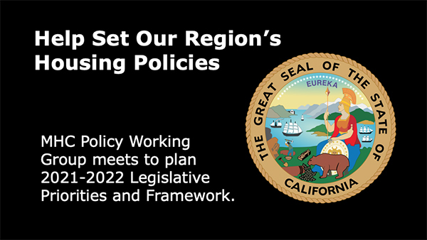 Mountain Housing Council's 2021-2022 Legislative Session Priority Framework