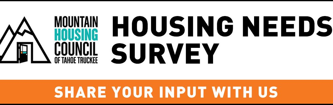 Press Release: Regional Housing Needs Survey Launched