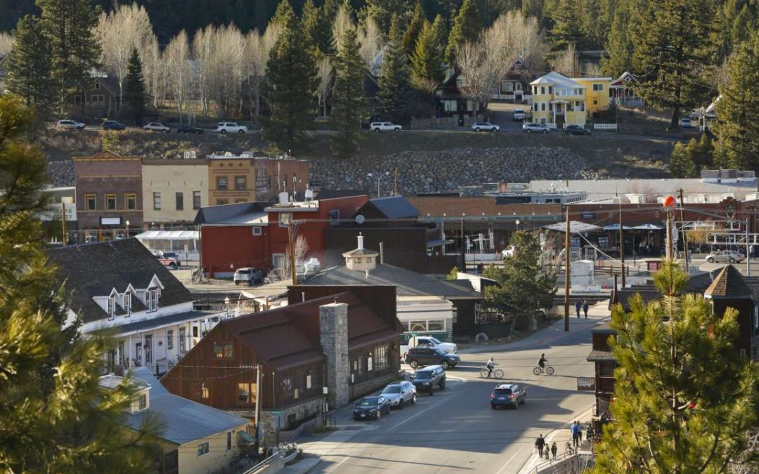SFGATE: As tech transforms Tahoe towns, study finds thousands of locals in need of housing